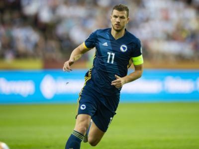 Calcio, Nations League 2021: la Bosnia ai raggi X. C'è Dzeko, assente Pjanic