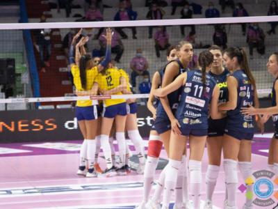 Volley femminile, Serie A1 2020-2021: Trento espugna Casalmaggiore, show di Piani e Melli