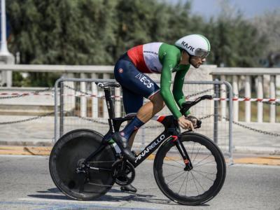 """Ciclismo, Filippo Ganna: """"Dygert ha sbagliato a tenere le mani sulle appendici. Sono pronto, mi sono preparato bene"""""""