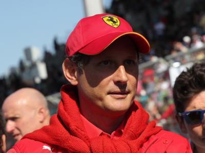 """F1, John Elkann: """"La Ferrari deve dimostrare la propria voglia di vincere nel Mondiale 2021"""""""