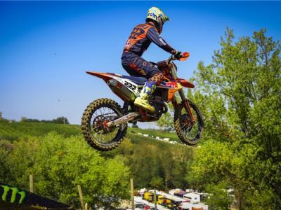 Motocross oggi, GP Russia MXGP 2021: orari, tv, programma, streaming. In gara Tony Cairoli