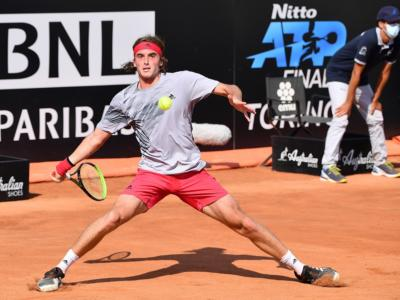 Tennis, ATP Amburgo 2020: avanzano Tsitsipas e Lajovic. Ruud elimina Fognini
