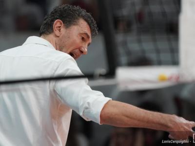 Volley, Superlega 2020-2021: cambio in panchina per Piacenza. Esonerato Andrea Gardini