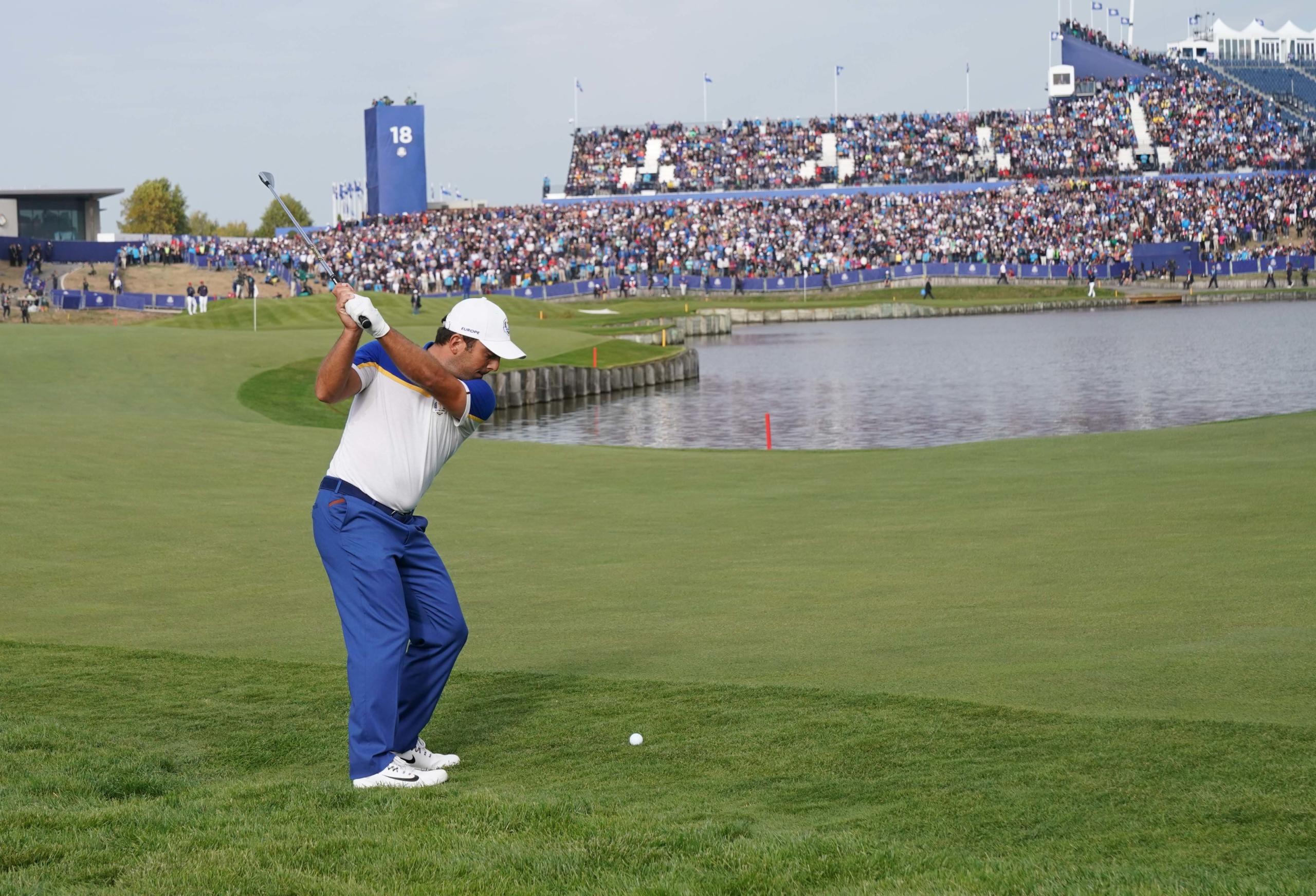 Golf, PGA Tour 2021: Sungjae Im vola in testa nel The American Express. Francesco Molinari risale in settima posizione!