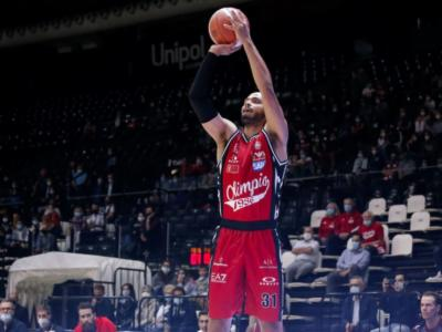 Basket, Eurolega 2020-2021: l'Olimpia Milano vuole il bis, al Forum arriva l'Asvel Villeurbanne