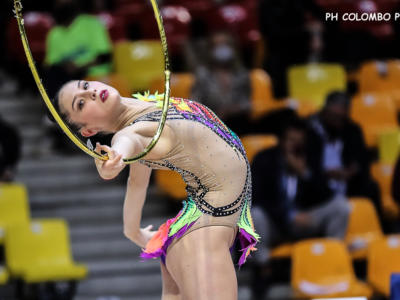 Ginnastica ritmica, Milena Baldassari vince i Campionati Italiani! Battuta Agiurgiuculese nell'all-around