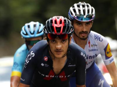 Classifica Vuelta a España 2020, 12ma tappa: Richard Carapaz maglia roja, Roglic a 10″. 18° Cattaneo