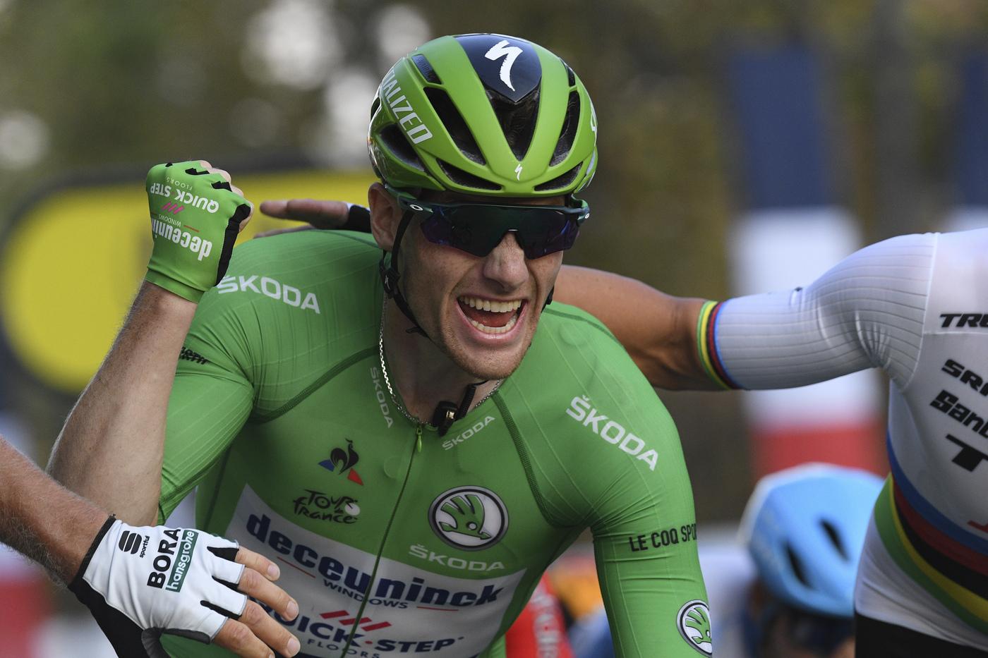 """Vuelta a España 2020, Sam Bennett: """"Sono davvero contento di vincere su un arrivo dove ha trionfato anche Sean Kelly"""""""