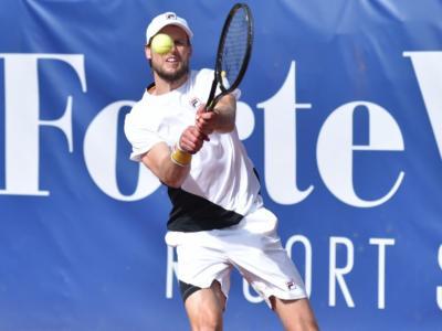 """Tennis, Andreas Seppi positivo al Covid-19: """"Avevo febbre, tosse e perso il senso del gusto"""""""