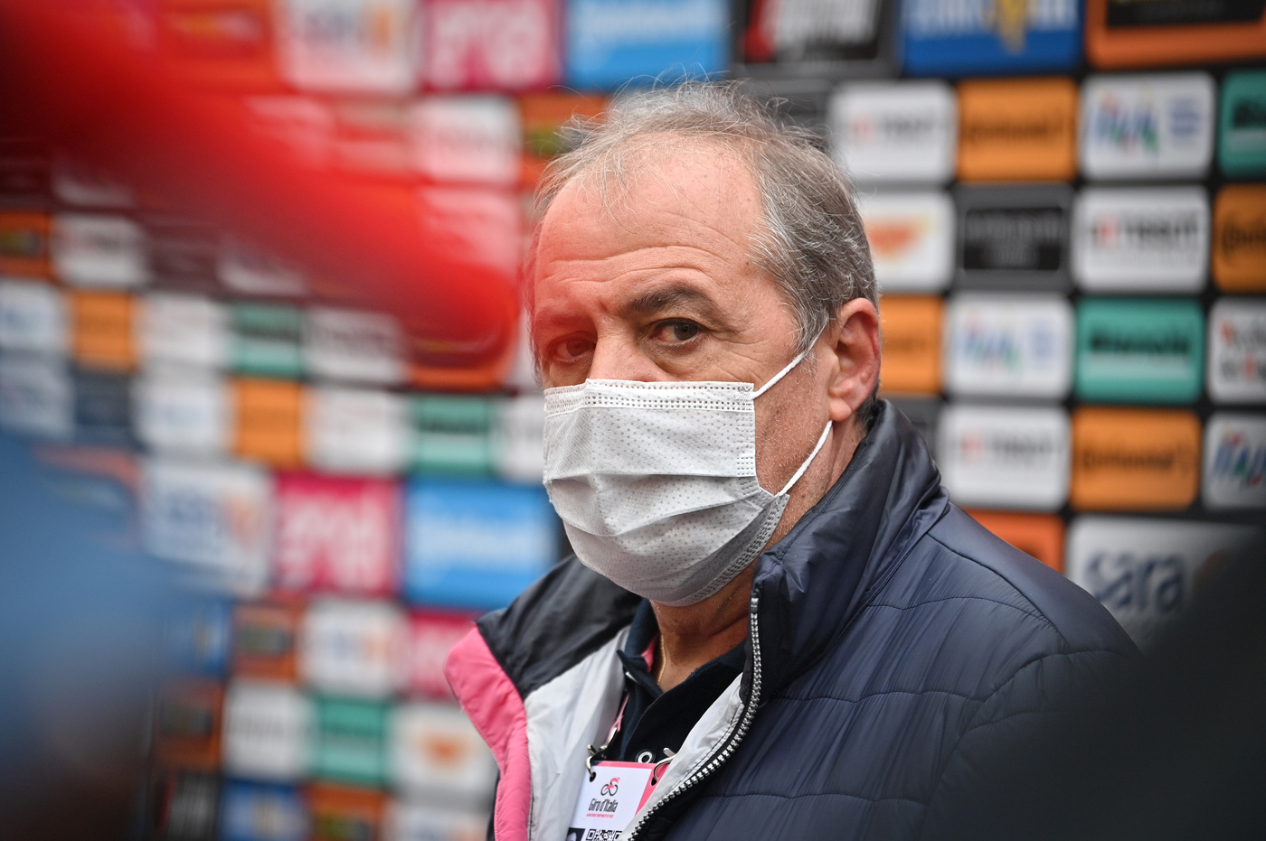 "Mauro Vegni |  ""Percorso Giro d'Italia 2021 a gennaio"""