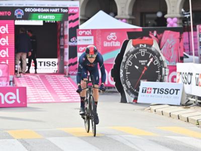 """LIVE Giro d'Italia 2020 in DIRETTA: Ineos in estasi con Ganna e Geoghegan Hart. Nibali: """"Farò il punto con la squadra"""""""