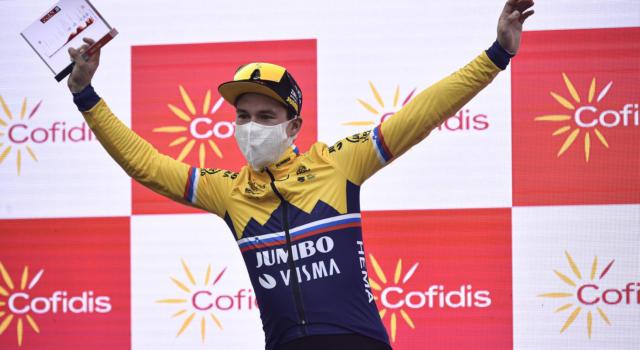 Vuelta a España 2020, tutte le classifiche dopo la diciottesima tappa: Roglic in trionfo, Martin miglior scalatore