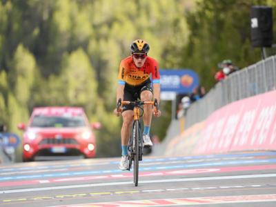 """Giro d'Italia 2020, Pello Bilbao: """"Non sono riuscito a rispondere agli attacchi. Soddisfatto del mio Giro"""""""