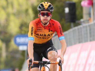 """Ciclismo, Pello Bilbao: """"Sia io che la squadra siamo rimasti piacevolmente sorpresi dalla mia prestazione al Giro"""""""