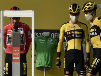 Vuelta a España 2020, le pagelle di oggi: tattica Jumbo-Visma incomprensible, Valverde non sfrutta l'occasione