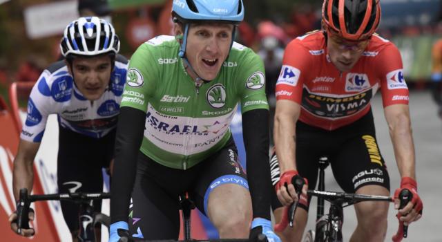 """Classifica Vuelta a España 2020, settima tappa: Carapaz maglia rossa, 18"""" su Carthy. Roglic a 30"""""""