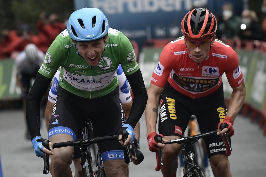 LIVE Vuelta a España 2020, la tappa di oggi in DIRETTA: Carapaz e Roglic soli in testa a due chilometri ...
