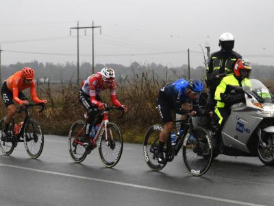 Giro d'Italia 2020: nella tappa delle polemiche si impone Josef Cerny