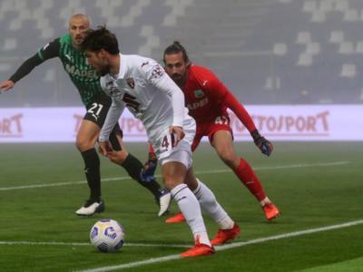 Sassuolo-Torino 3-3, Serie A 2020-2021: pareggio rocambolesco al Mapei Stadium. Gli emiliani rimontano nel finale e strappano un punto