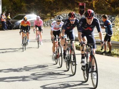 Giro d'Italia 2020: tappa a Sestriere per Tao Geoghegan Hart. Jai Hindley maglia rosa con lo stesso tempo del britannico!
