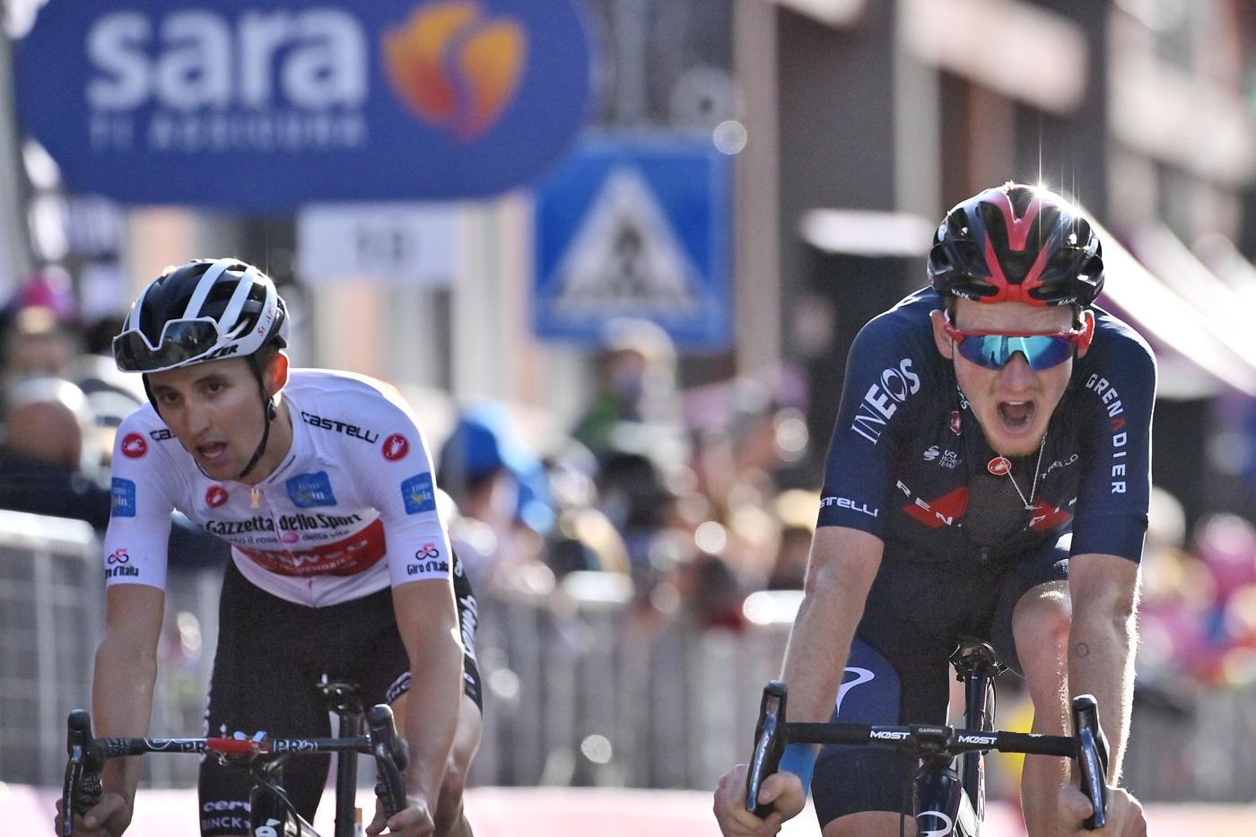 Giro d'Italia 2020: chi è Tao Geoghegan Hart. Maglia bianca e maglia rosa non per caso. Un nuovo gioiello britannico