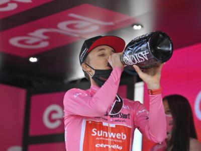 Giro d'Italia 2020, i distacchi in classifica più stretti della storia. Dove possono collocarsi Hindley e Geoghegan Hart