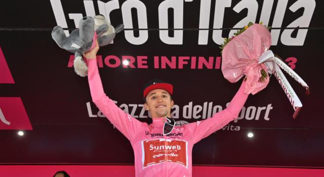 Giro d'Italia 2020 nella storia: maglia rosa all'ultima tappa. Hindley e Geoghegan Hart, stesso tempo dopo 85 ore di sudore! Mai successo