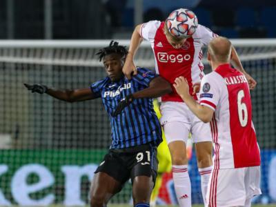 Calcio, Champions League 2020-2021: l'Atalanta non va oltre il 2-2 con l'Ajax. Pareggia anche il Real Madrid
