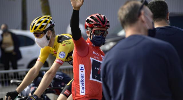 Classifica Vuelta a España 2020, decima tappa: Primoz Roglic torna in vetta alla graduatoria! Carapaz con lo stesso tempo!