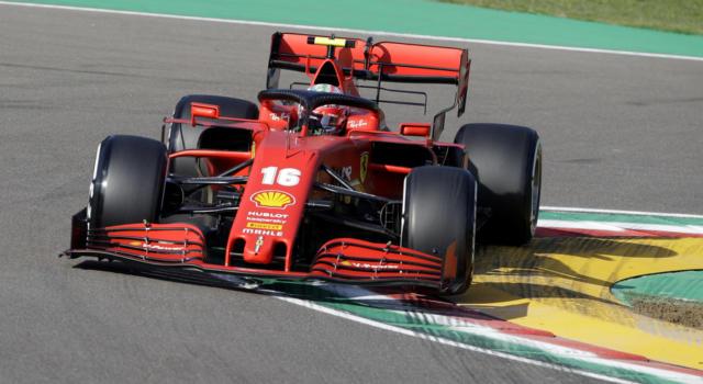 F1, Ferrari e un passo indietro a Imola: la Rossa afflitta da sottosterzo