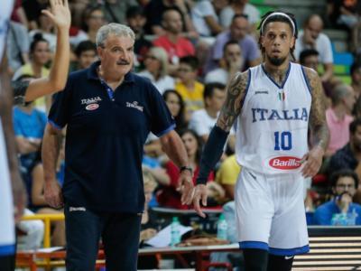 """Basket, Meo Sacchetti su Daniel Hackett: """"Se vuole tornare in Nazionale per lui porte aperte, ma deve essere sereno"""""""