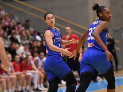 Basket femminile, Qualificazioni Europei 2021: la long list di Lino Lardo per Riga. Tante possibili convocate dietro Sottana e Zandalasini