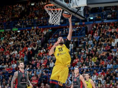 Basket, Final Four Eurolega 2021: il Barcellona ai raggi X. I giocatori più temibili per Milano