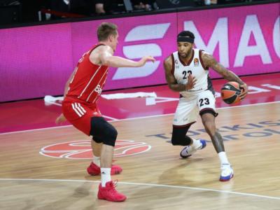 Olimpia Milano-ASVEL Villeurbanne oggi: orario, tv, streaming, programma Eurolega basket
