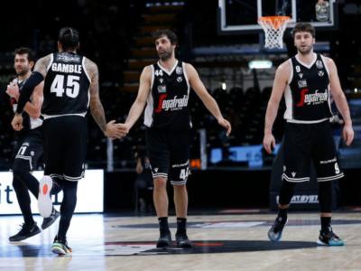 Trieste-Virtus Bologna: oggi: orario, tv, programma, streaming Serie A basket