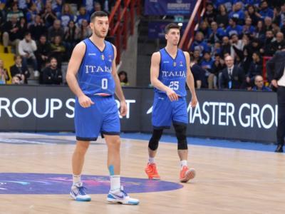 Basket, Qualificazioni Europei 2022: un'Italia sperimentale attende la Macedonia del Nord nella bolla di Tallinn