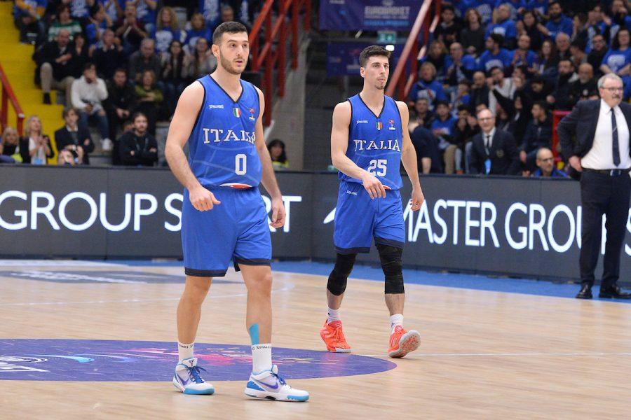 Basket    Qualificazioni Europei 2022    la long list di Meo Sacchetti per Tallinn  Spissu guida    tra i potenziali convocati anche Banchero