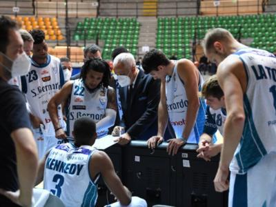 Basket: Cantù-Trieste rinviata a causa delle otto positività nel club lombardo
