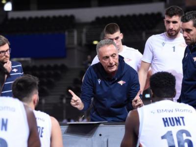 Basket, Serie A 2020-2021: Virtus Roma vicina al ritiro dal campionato