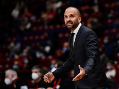 Basket, ASVEL Villeurbanne: allenatore e due giocatori positivi al coronavirus. Ieri la sfida all'Olimpia Milano in Eurolega