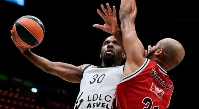 Basket: ASVEL, Norris Cole in campo da positivo al coronavirus, subito fatto uscire. Il sindaco di Cholet minaccia guerra legale alla LNB