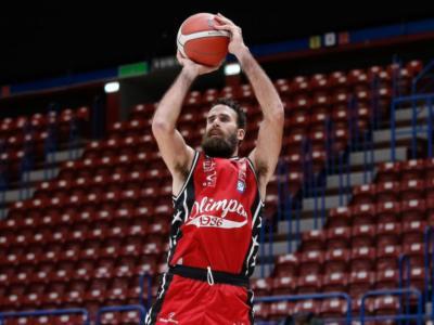 LIVE Olimpia Milano-Reggio Emilia 102-73, Serie A basket in DIRETTA: vittoria agevole dei meneghini