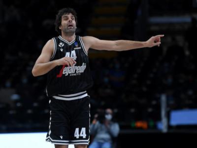 Virtus Bologna-Lietkabelis oggi: orario, tv, programma, streaming EuroCup basket