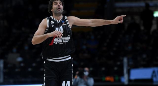 Basket, EuroCup 2020-2021: Milos Teodosic nominato MVP della Regular Season