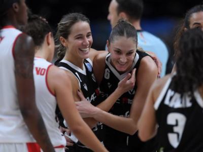 Basket femminile, Serie A1: Williams e Tassinari guidano Bologna al successo su Campobasso