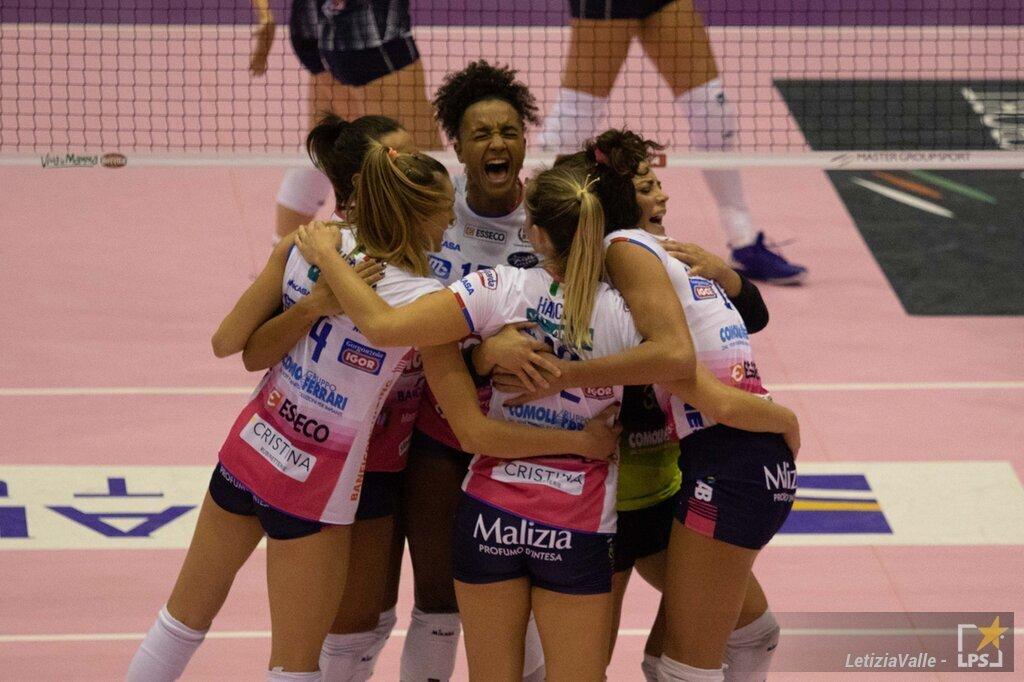 LIVE Novara-Chemik Police 27-25 |  25-22 |  21-25 Champions League volley in DIRETTA |  le polacche riaprono il match vincendo il terzo set