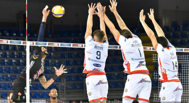 Ravenna-Modena oggi: orario, tv, programma, streaming Superlega volley