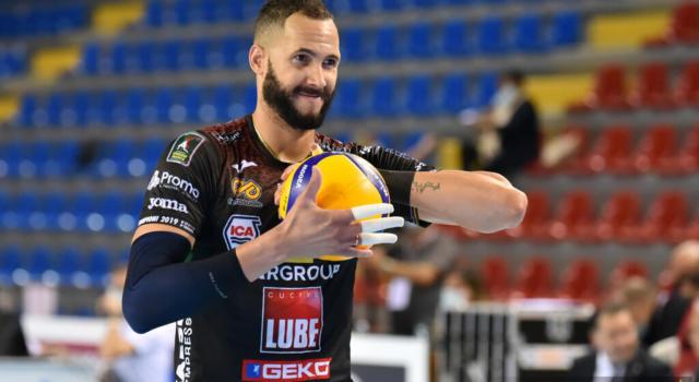 Volley, SuperLega: seconda giornata. Perugia vince a Piacenza, Civitanova costretta al tie-break, Trento travolta da Verona
