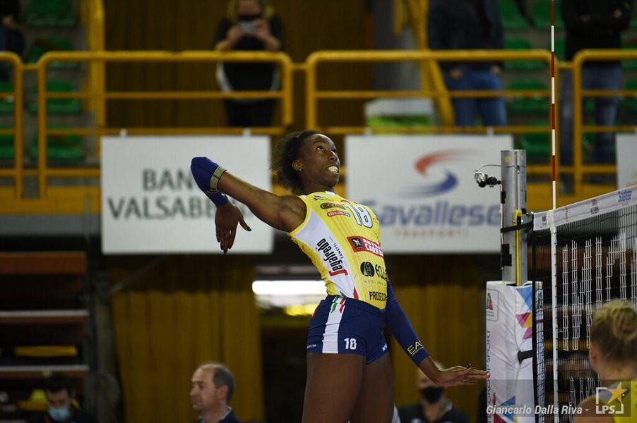 LIVE Conegliano Calcit Kamnik 25 21 25 11 18 6, Champions League volley in DIRETTA: le venete dominano nel terzo set