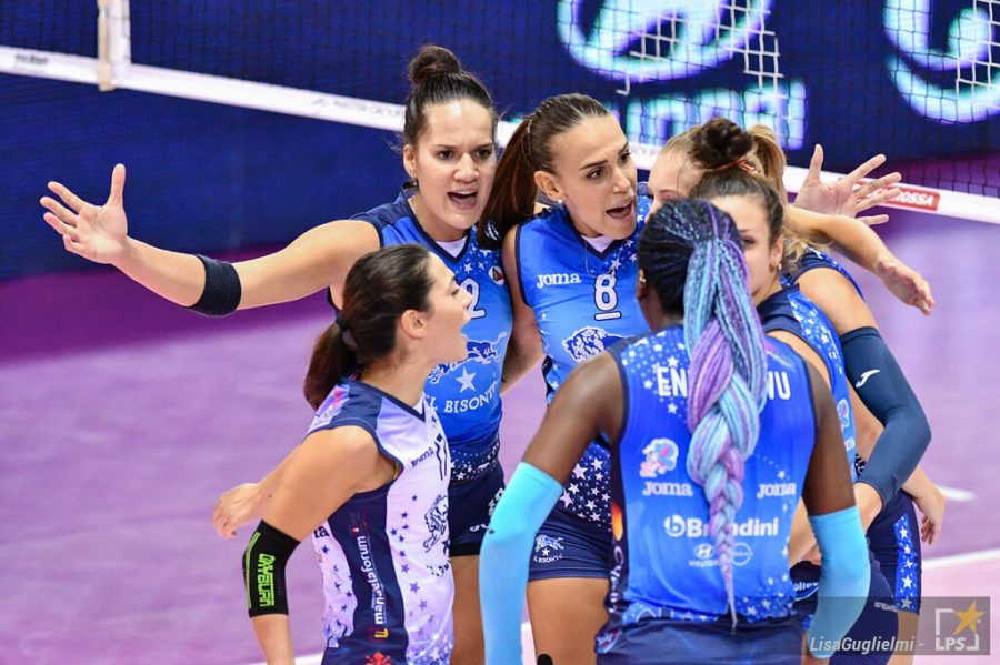 Volley femminile, Serie A1: Monza batte Firenze per 3 1 nel recupero